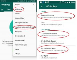 GBWhatsApp APK 2021 Download Latest Version For Android 4