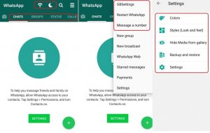 GBWhatsApp APK 2021 Download Latest Version For Android 2